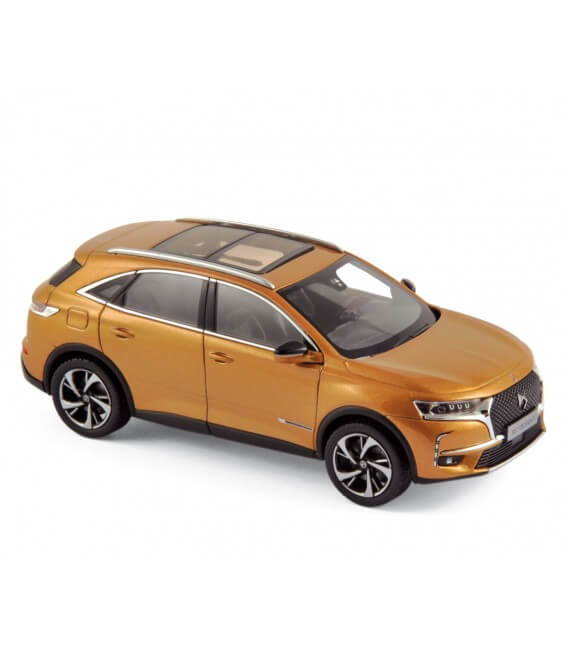 DS 7 Crossback 2017 - Gold Bizantin