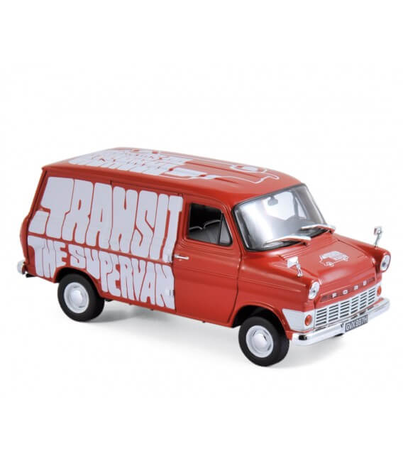 Ford Transit Van 1965 - Red