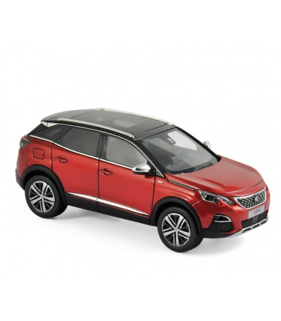 Peugeot 3008 GT 2016 - Ultimate Red