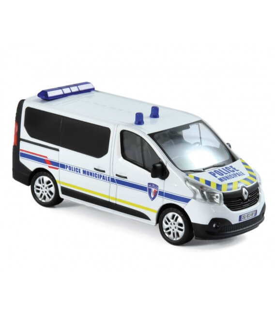 Renault Trafic 2014 - Police Municipale