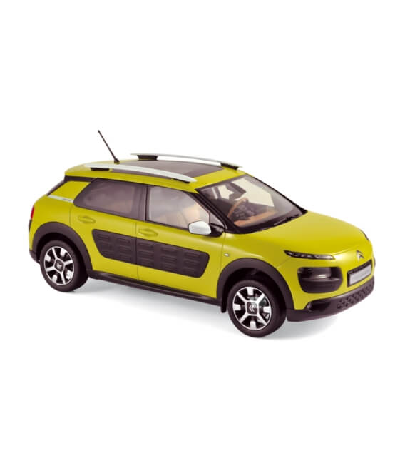 Citroën C4 Cactus 2014 - Hello Yellow & Black Airbump