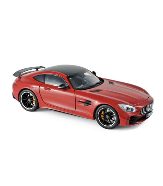 Mercedes-AMG GT R 2018 - Red
