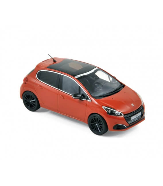 Peugeot 208 2015 -Power Orange