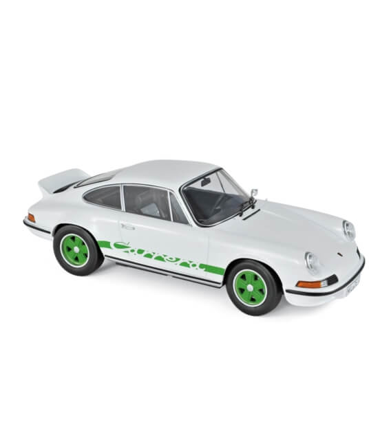 Porsche 911 RS 1973 - White & Green deco