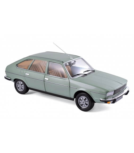 Renault 20 TS 1978 - Algue Green metallic