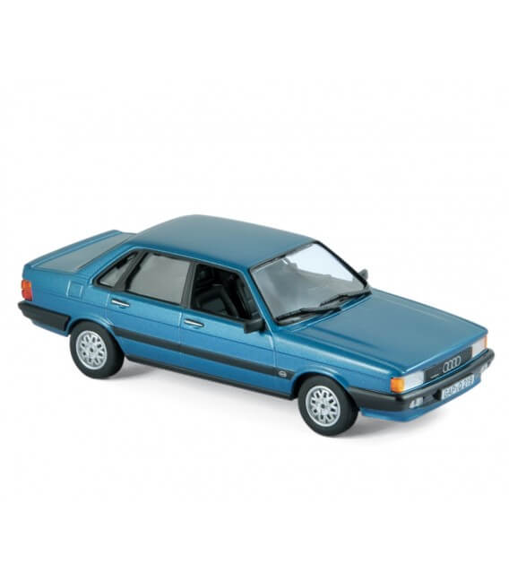 Audi 80 quattro 1982 - Blue metallic