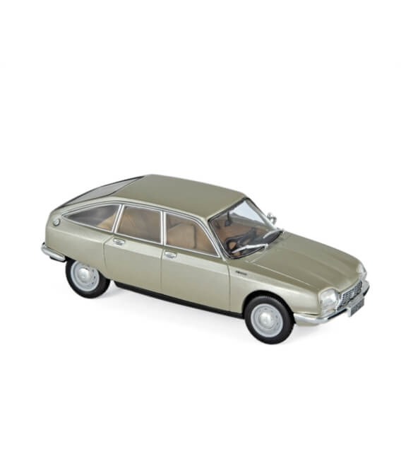 Citroën GS 1220 Club 1973 - Tholonet Beige metallic