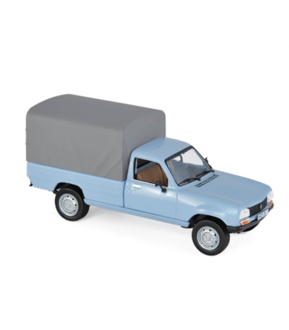 Peugeot 504 Pick-up Closed 1985 - Clear Blue