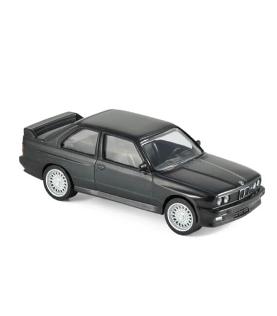 BMW M3 E30 1986 - Black - JET CAR