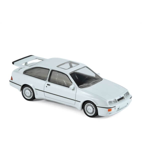 Ford Sierra RS Cosworth 1986 - White - JET CAR