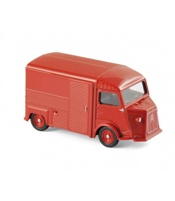 Citroen HY 1969 - Red
