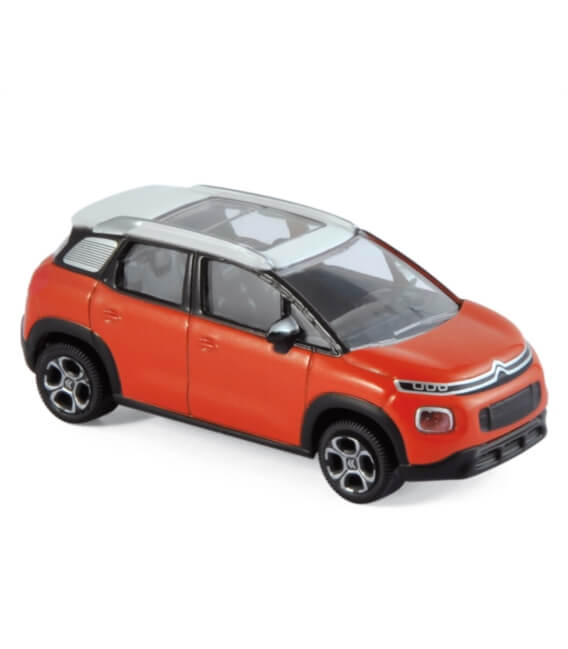 Citroen C3 Aircross 2017 - Orange/White