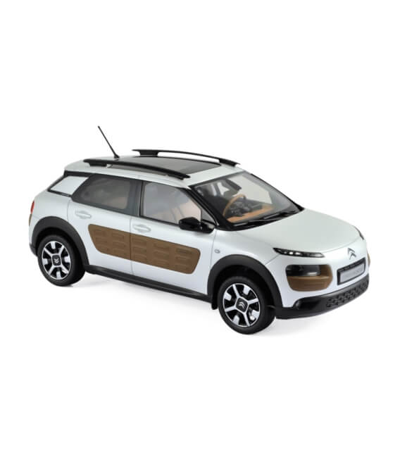 Citroën C4 Cactus 2014 - Pearl White & Chocolate Airbump