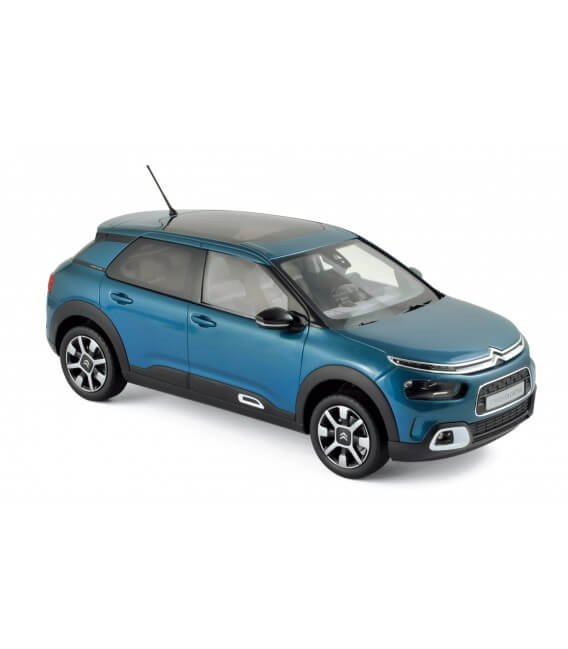 Citroën C4 Cactus 2018 - Emeraude Blue & White deco