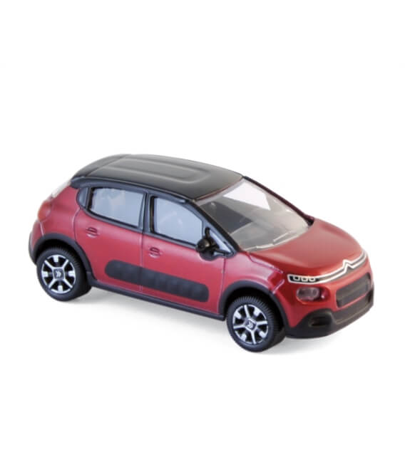 Citroën C3 2016 - Red/black