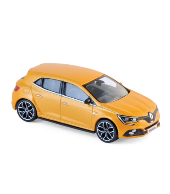 Renault Megane RS 2017 - Orange