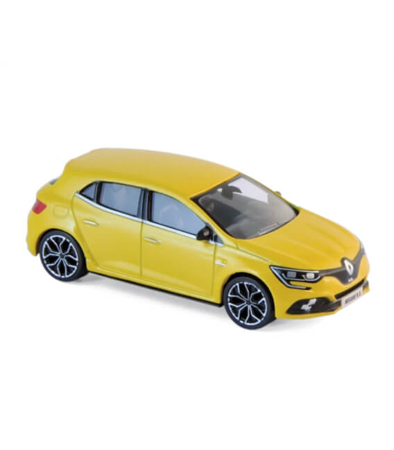 Renault Megane RS 2017 - Sirius Yellow