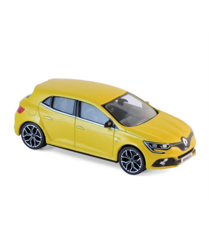 renault megane rs 2017 sirius yellow. Black Bedroom Furniture Sets. Home Design Ideas