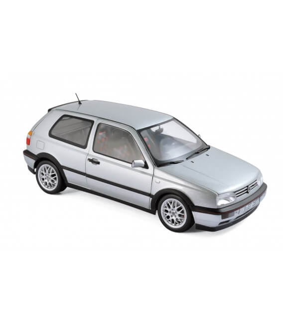 "VW Golf GTI ""20th anniversary"" 1996 - Silver"