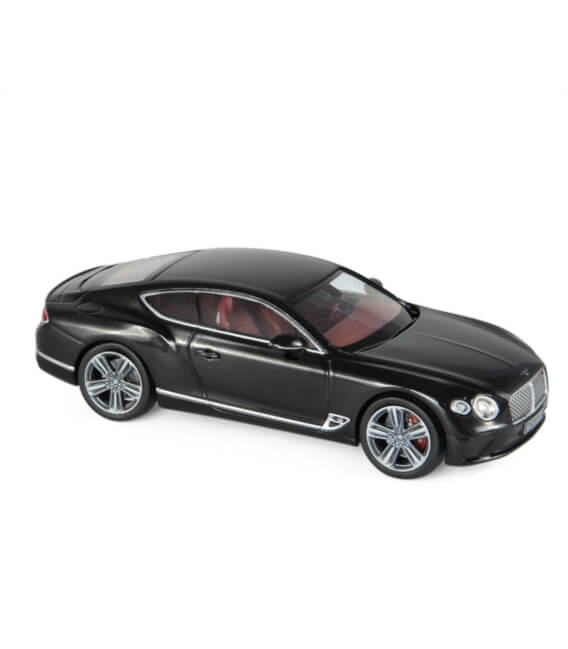 Bentley Continental GT 2017 - Black