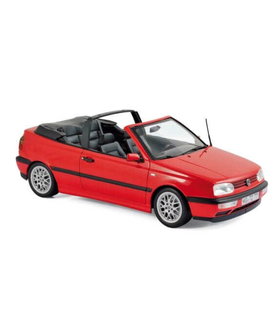 VW Golf Cabriolet 1995 - Red
