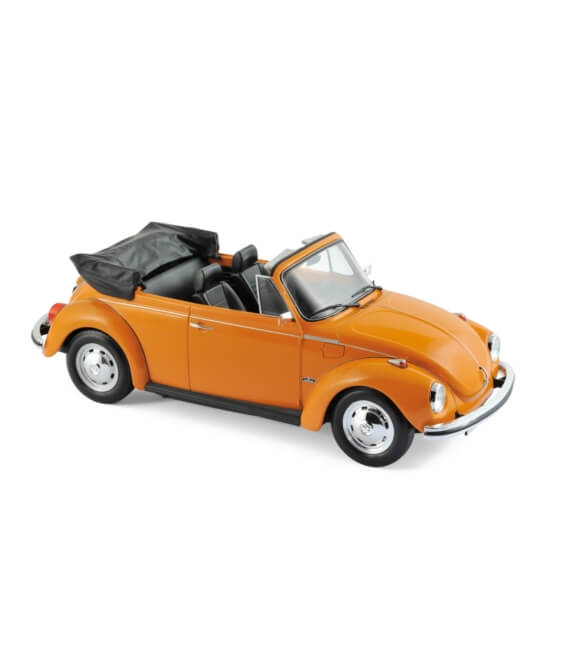 VW 1303 Cabriolet 1972 - Orange