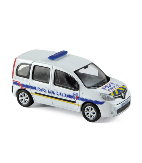 "Renault Kangoo 2013 - ""Police Municiaple"" Yellow & Blue stripping"