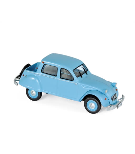 Citroën 2CV Citroneta 1963 - Blue