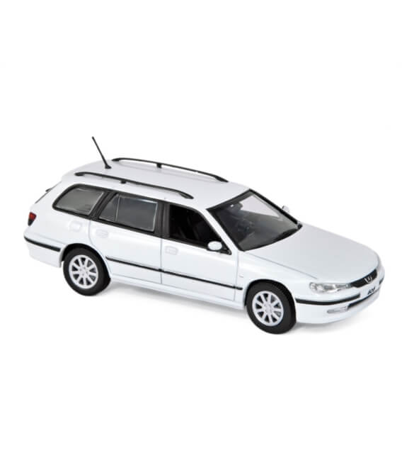 Peugeot 406 Break 2003 - Banquise White
