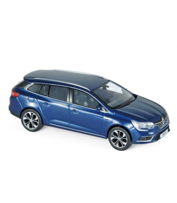 Renault Megane Estate 2016 - Cosmos Blue