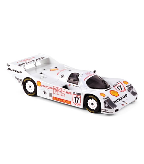 Porsche 962 C – Winner Supercup 1987 – H.-J.Stuck