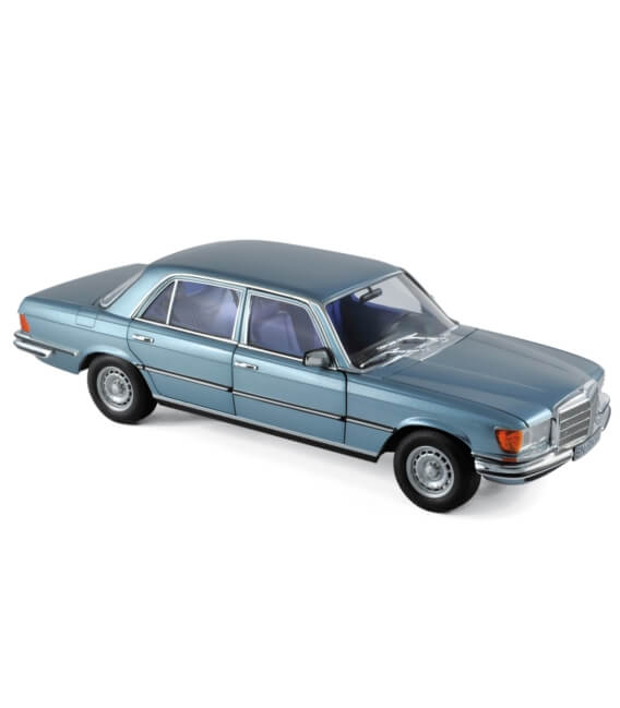 Mercedes-Benz 450 SEL 6.9 1976 - Bluegrey metallic