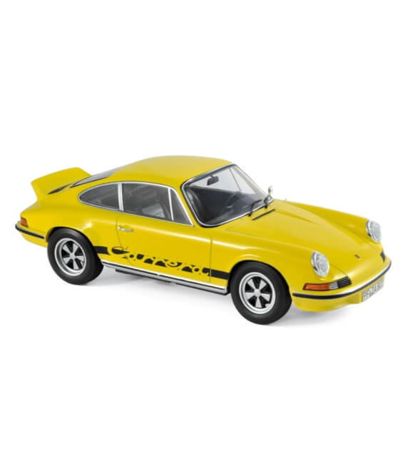 Porsche 911 RS Touring 1973 - Yellow & Black