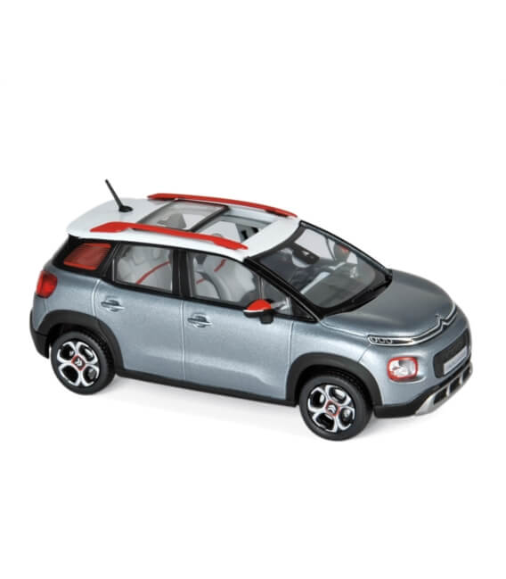 Citroën C3 Aircross 2017 - Grey & White roof & Orange deco