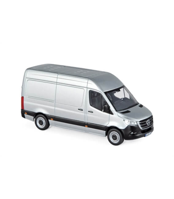 Mercedes-Benz Sprinter 2018 - Silver