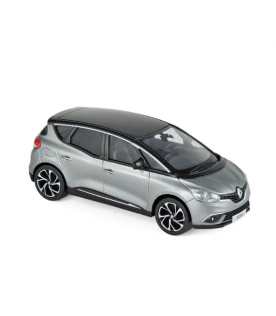 Renault Scenic 2016 - Cassiopee Grey & Black