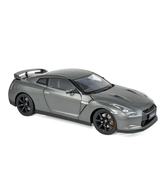 Nissan GTR R-35 2008 - Dark Grey metallic