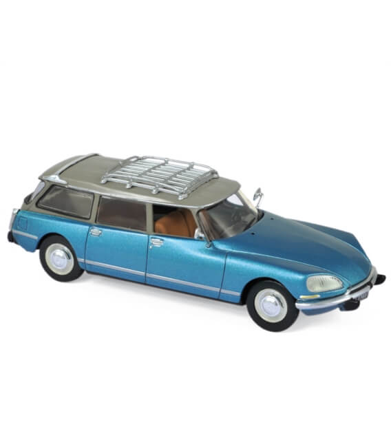 Citroën DS 23 Break 1974 - Delta Blue metallic