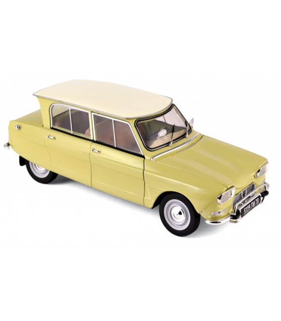 Citroën Ami 6 1964 - Naples Yellow