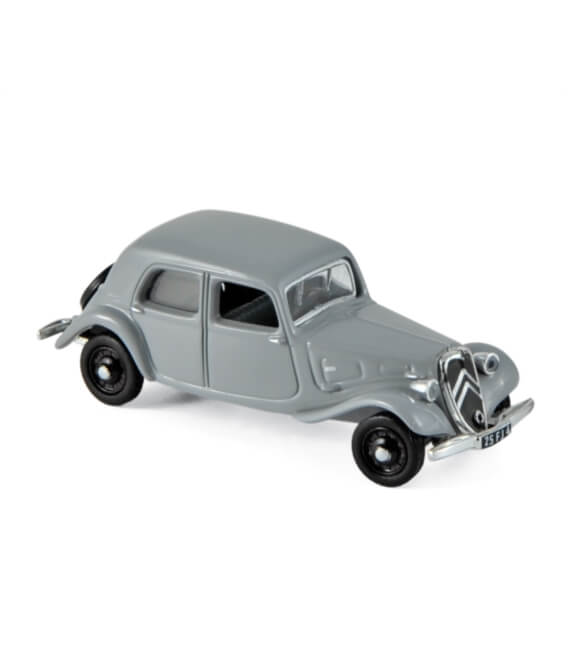 Citroën 11 A 1937 - Grey