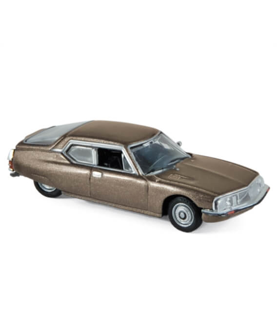 Citroen SM 1970 - Scarabée Brown Metallic