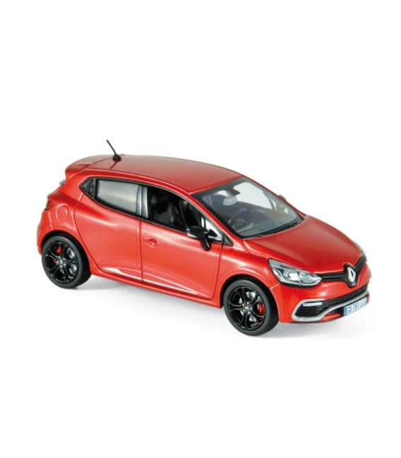 Renault Clio R.S. 2013 - Flamme Red
