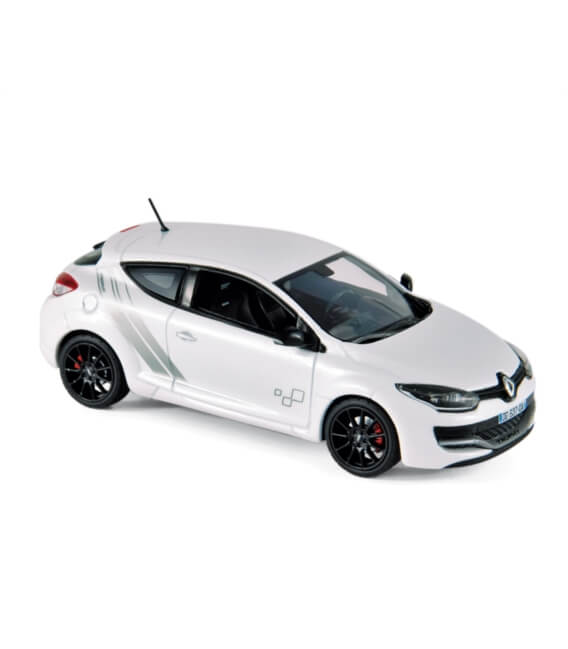 Renault Mégane RS Trophy 2014 - Pearl White