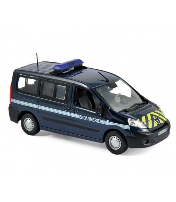 Peugeot Expert 2011 - 'Gendarmerie' (yellow stripping)