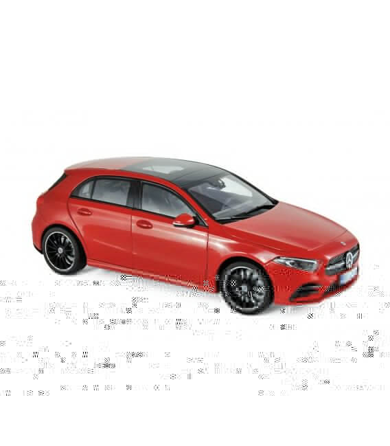 Mercedes-Benz A-Klasse 2018 - Red