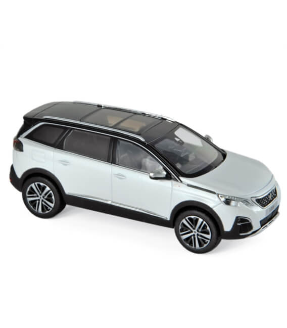 Peugeot 5008 GT 2016 - Pearl White