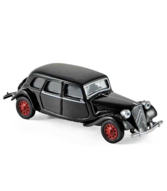 Citroën 15-SIX 1939 - Black