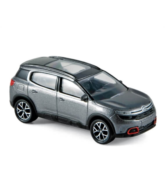 Citroën C5 Aircross 2018 - Grey/Orange