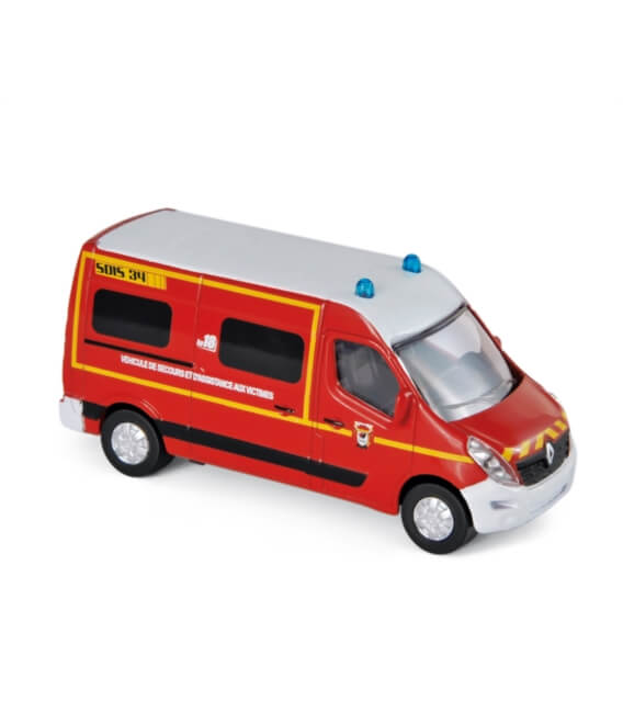 "Renault Master 2014 - ""Pompiers"""
