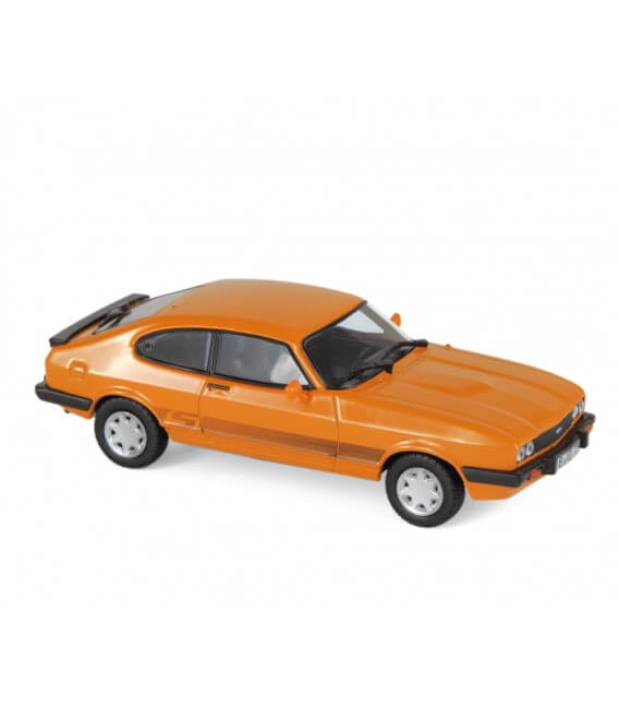 Ford Capri S 1986 - Orange